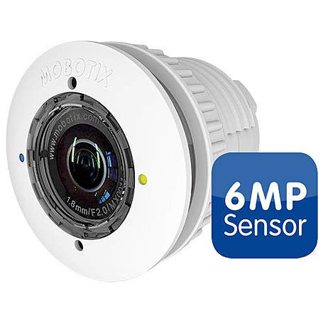 Mobotix Sensormodul S15/M15, L43-F1.8, Tag 6MPx