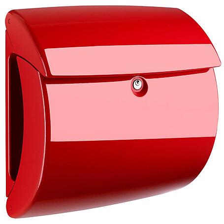 Burg Wächter Piano 886 R Kunststoff-Briefkasten
