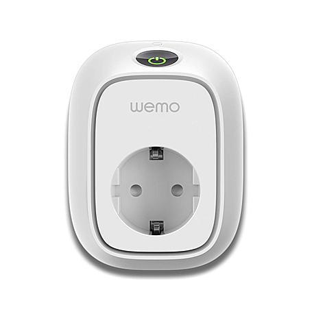 Belkin WeMo Switch - Energiemesser, Funksteckdose
