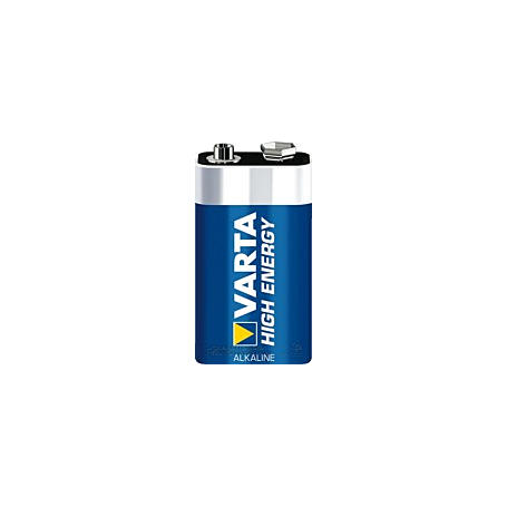 Varta High Energy (E-Block) Alk-Man 9V