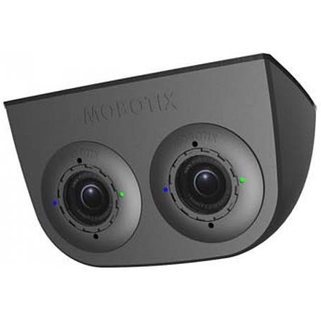 Mobotix DualMount für S15D/S14D, schwarz