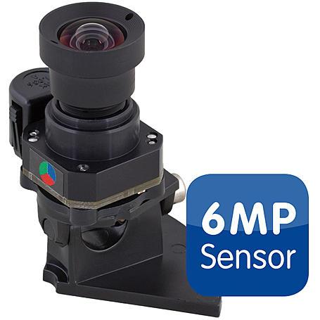 Mobotix Objektivein. D15D 6MP L135-F1.8(Tag)