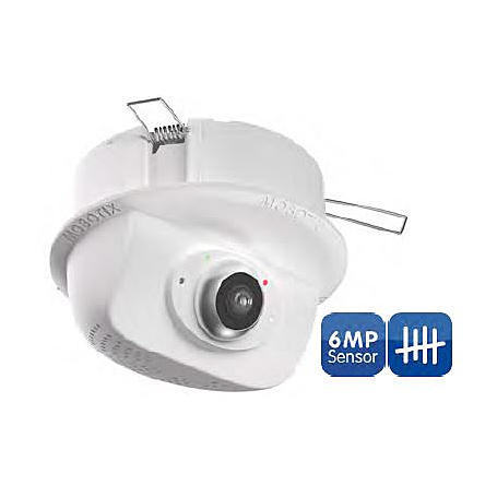 Mobotix MX-p25-D016-AUD p25 Indoor PT-Kam 6MP Tag