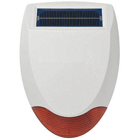 Friedland Funk-Außensirene (Solar) HW7F