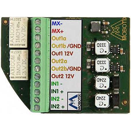 Mobotix Erweiterungsmodul MX-Bus-IO-Modul