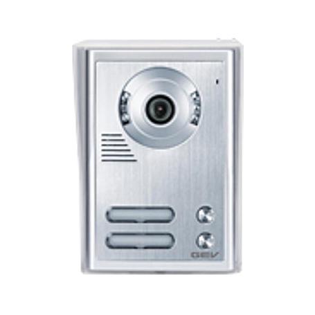 GEV Außeneinheit CVB Video-Türsprechanlage 2-Fam.