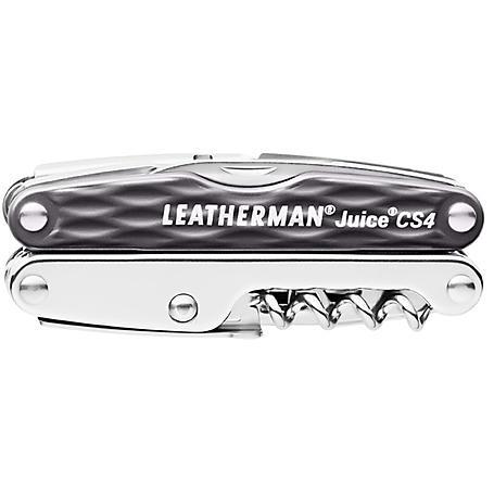 Leatherman Juice Cs4 Grau Multifunktionswerkzeug