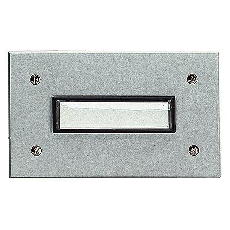 Grothe Etagenplatte ETA 801 EV1 Alu/silber elox.