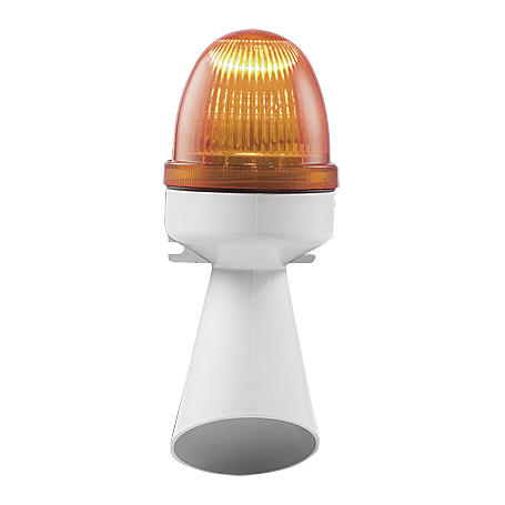 Grothe Kombi-Hupe orange HUPE WL 6301 240V AC