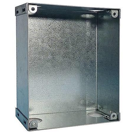 Grothe UP-Kasten für 1 Flächentaster UPK 801
