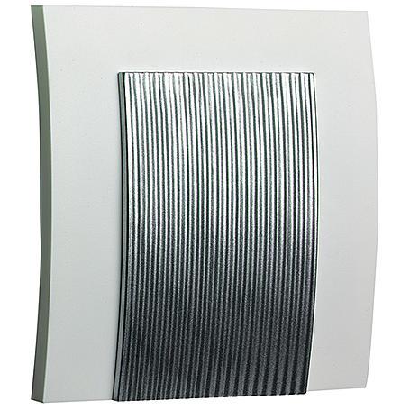 Grothe Zweiklang-Gong GONG 565 w/sim, weiß/silber