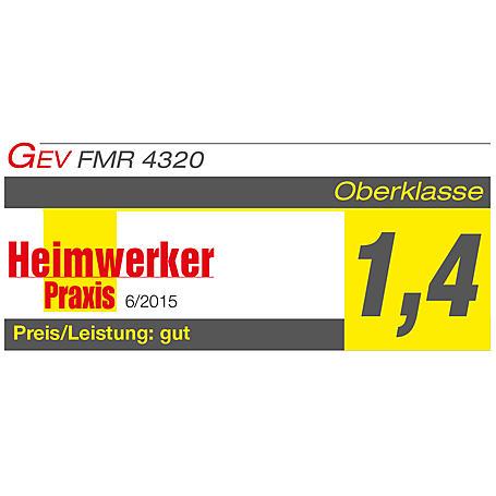 GEV Rauchwarnmelder FMR 4320 - 10 Jahresmelder