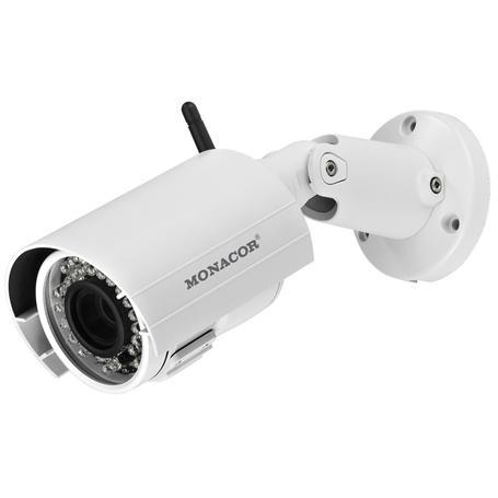 MONACOR VNC-2044 Drahtlose Netzkamera, außen