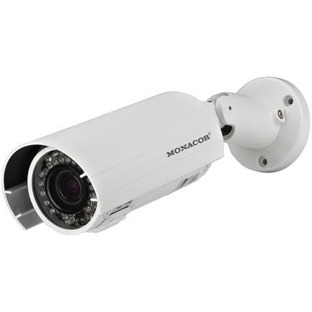 MONACOR VNC-3050 3MP Bullet-Netzwerkkamera