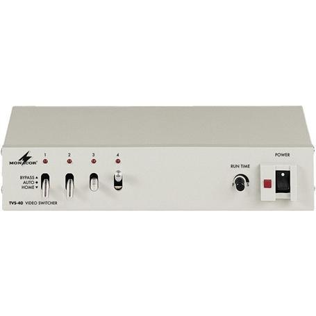 MONACOR TVS-40 Video-Umschalter