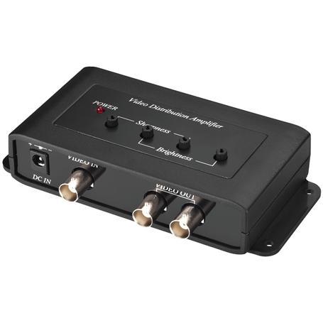 MONACOR TVDA-102AMP Übertragungseinheit