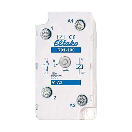 Eltako Schaltrelais f.EB/AP 1S 10A R91-100-12V