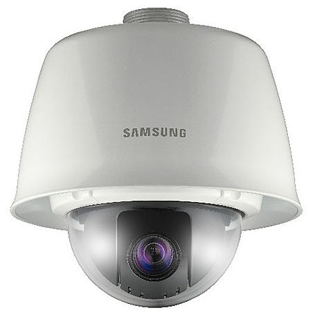 Samsung IP-Kamera SNP-3120VHP PAL D/N HiPoE PTZ