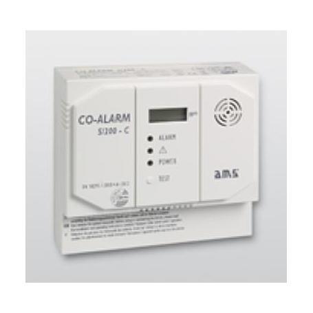 Telenot Kohlenmonoxidmelder CO-ALARM S/200-C