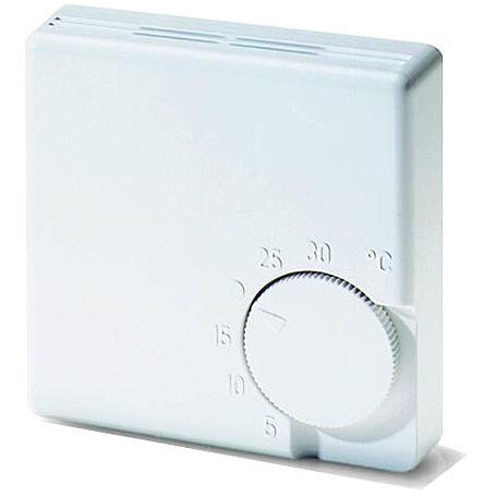 Eberle Temperaturregler AP/UP weiß RTR-E 3521