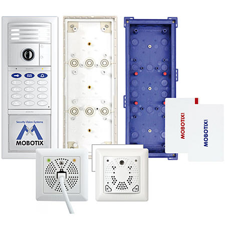 Mobotix MX-T25-SET2 T25 Komplett-Set 2 6MP