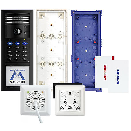 Mobotix MX-T25-SET2-b T25 Komplett-Set 2 6MP