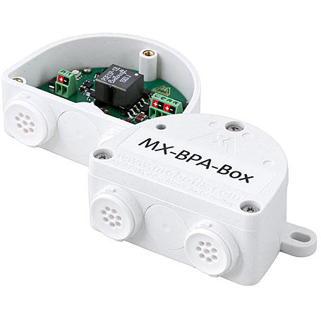 Mobotix MX-OPT-BPA1-EXT MxBus-Power-Adapter IP65