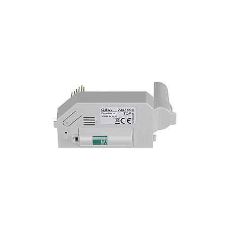 Gira Funkmodul Dual für Rauchwarnmelder Dual Q