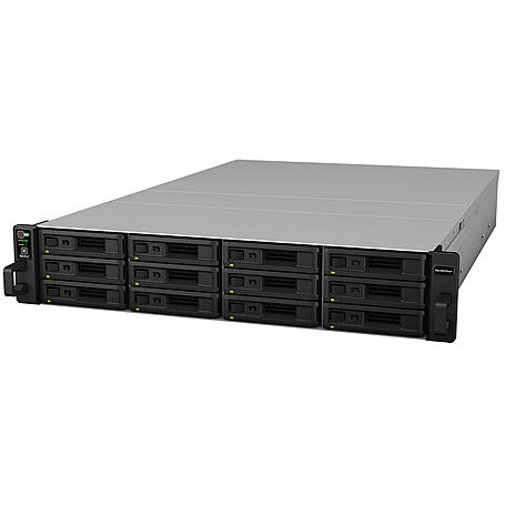 Synology RackStation RS18016xs+ NAS Server