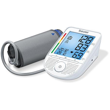Beurer Blutdruckmessgerät Oberarmmessung BM 49 ws