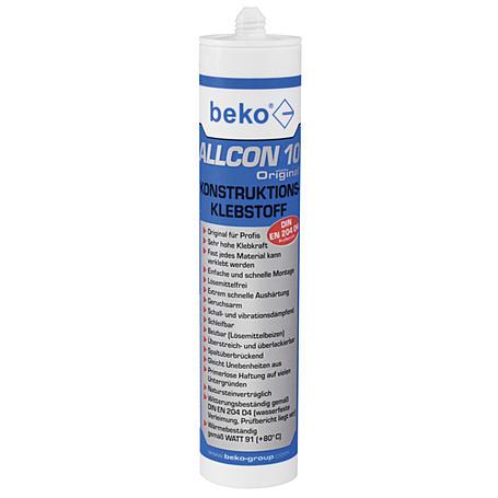 beko Allcon 10 Konstruktionsklebstoff 150ml