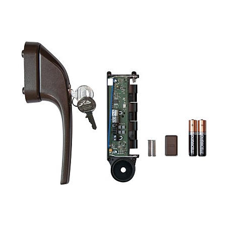 ABUS Secvest Funk-Nachrüstset FOS 550 braun AL0125