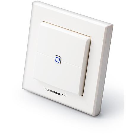 homematic IP Wandtaster - 2-fach