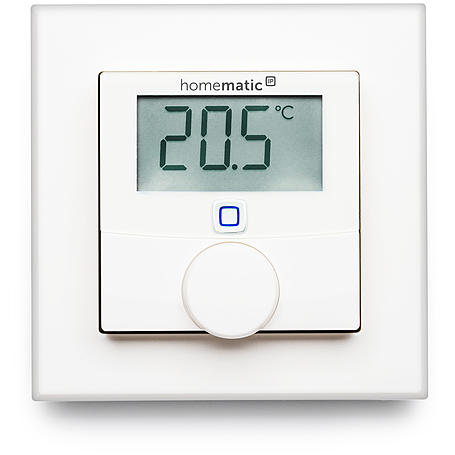 homematic IP Wandthermostat mit Luftfeucht.-Sensor