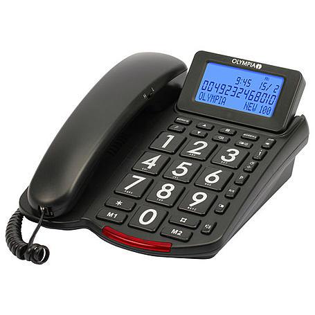 Olympia Großtasten Komforttelefon 4210