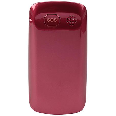 Olympia Großtastentelefon Classic Mini, red