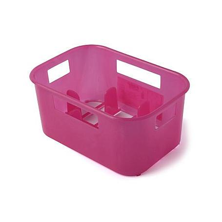 reer Flaschenkasten, perlmutt-rosa