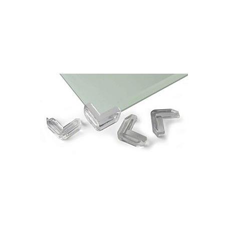 reer Eckenschutz für Glastische, transparent