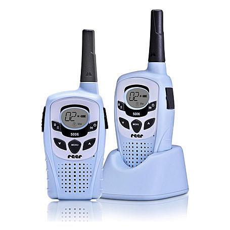 "reer Babyphone und Walkie-Talkie ""Scopi"", 5km"