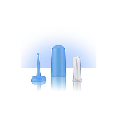 reer Fingerzahnbürste mit Hygienebox
