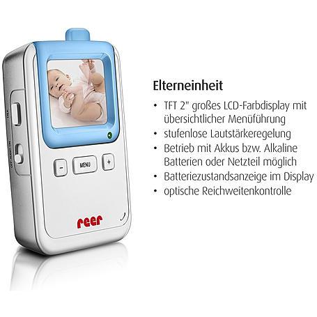 "reer Digitales Video Babyphone ""Apollo"""