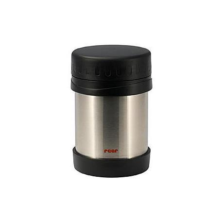 reer Edelstahl-Warmhaltebox für Nahrung, 350 ml