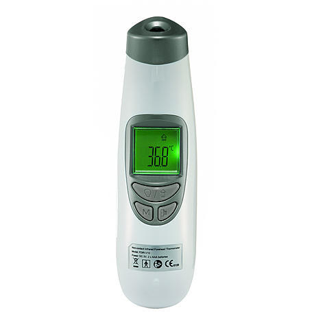 reer SoftTemp 3in1 kontaktloses IR-Thermometer