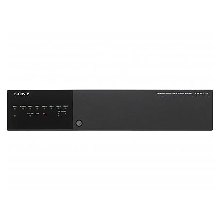 Sony IP-Rekorder 16 Kanal, 1920x1200 2TB HDD
