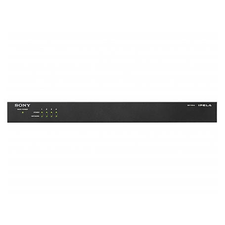 "Sony 19"" Video Encoder Rack 1U 4 Hotswap Einschübe"