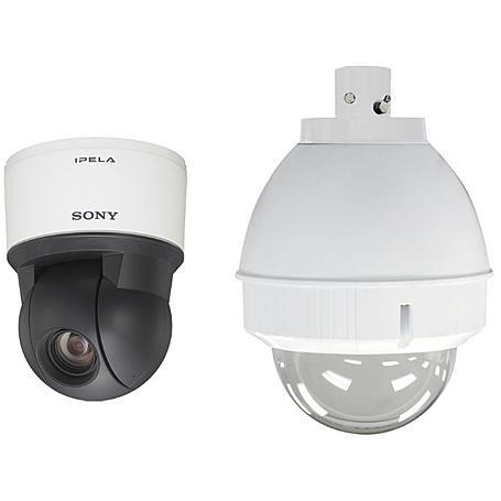 Sony SNC-EP521/O PTZ-Dome Tag/Nacht 720x576 IP66