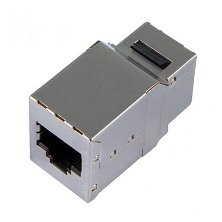 Synergy 21 Keystone Modul TP/TP-Buchse RJ45 CAT6A