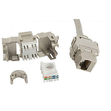 Synergy 21 3-fach TP-UP-Dose Keystone CAT6A