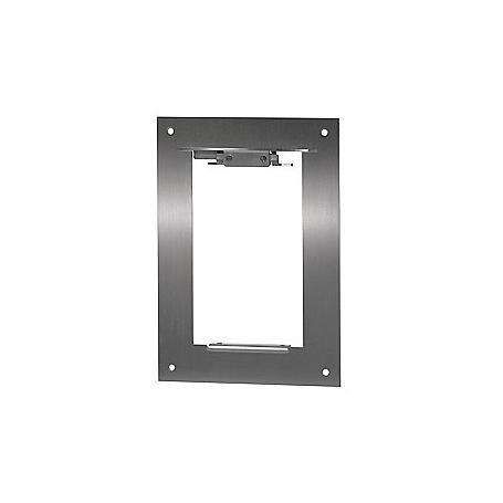 Pentatech EBR01 Einbaurahmen f. UP-Montage edel.