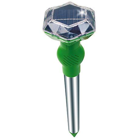 Maulwurf-Hunde-Katzenfrei Diamant Solar